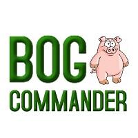Bog Commander Registration